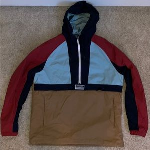 Jack&Jones half zip rain jacket